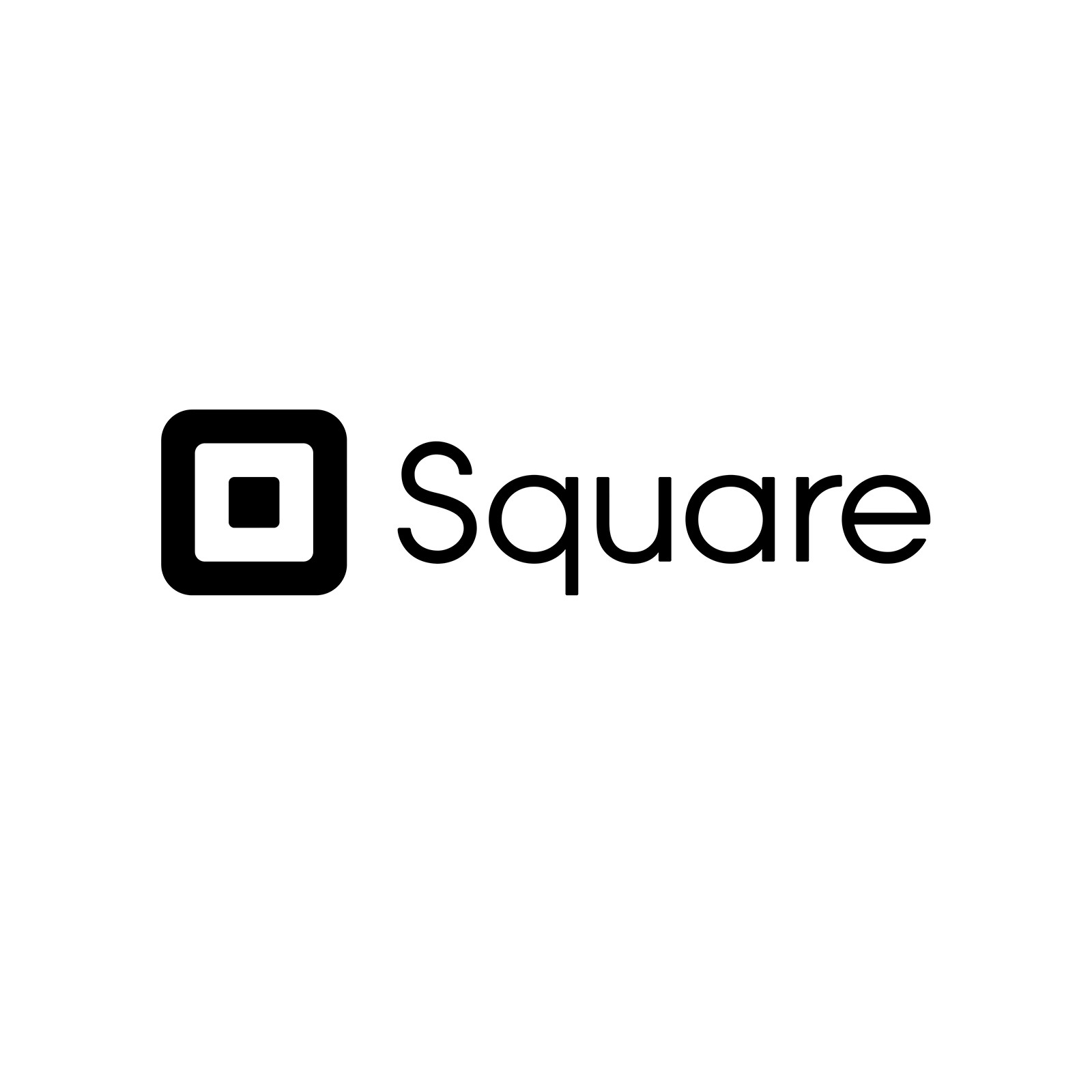 I now have Square